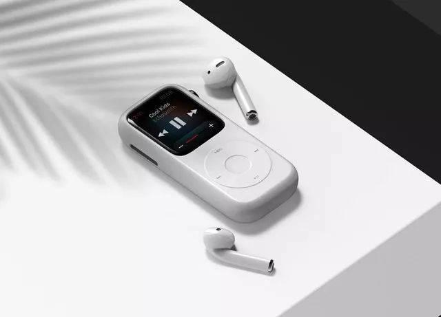 苹果iPod Watch见过吗?给你们开开眼-我爱音频网