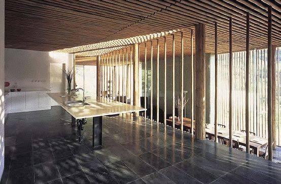 竹屋设计图片