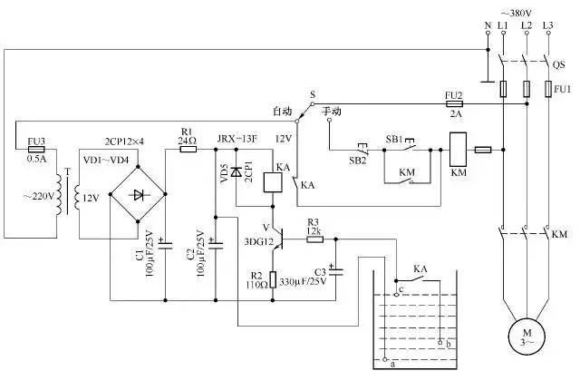 28个电气自动控制电路图看完绝对有用