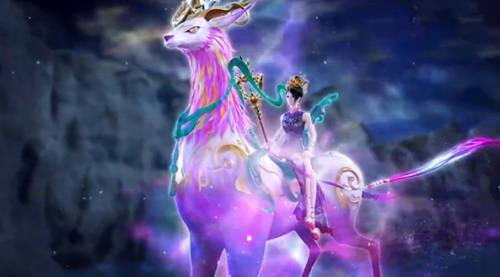 叶罗丽:6位仙子骑神兽姿势,冰公主优雅,毒夕绯翘着二郎腿图片