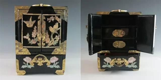 古代珠宝首饰盒,真是令人大开眼界!