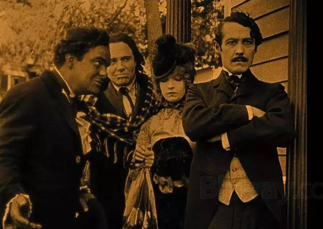 黑人女人黄色电影_黑人电影始于《一个国家的诞生》?错!