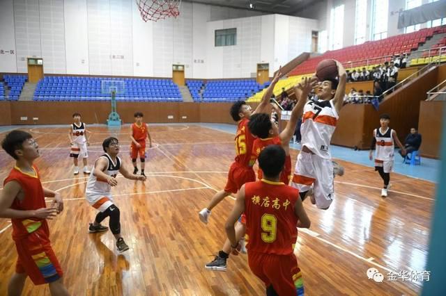 东阳市高中生篮球赛拼搏,活力开赛展桃花两西安野战潭公园赛场初中生图片