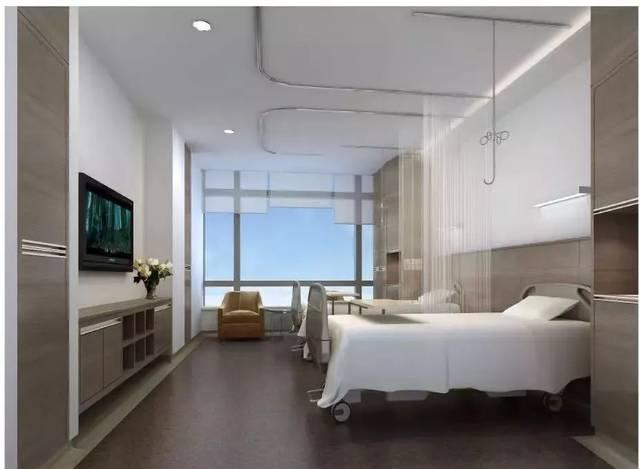护理室效果图
