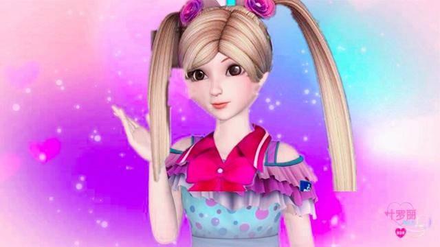叶罗丽:公主们换上莫纱的发型,王默有点萌,冰公主像校花图片