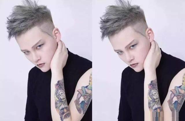 2018男生最潮短发发型,让你帅破天际!图片