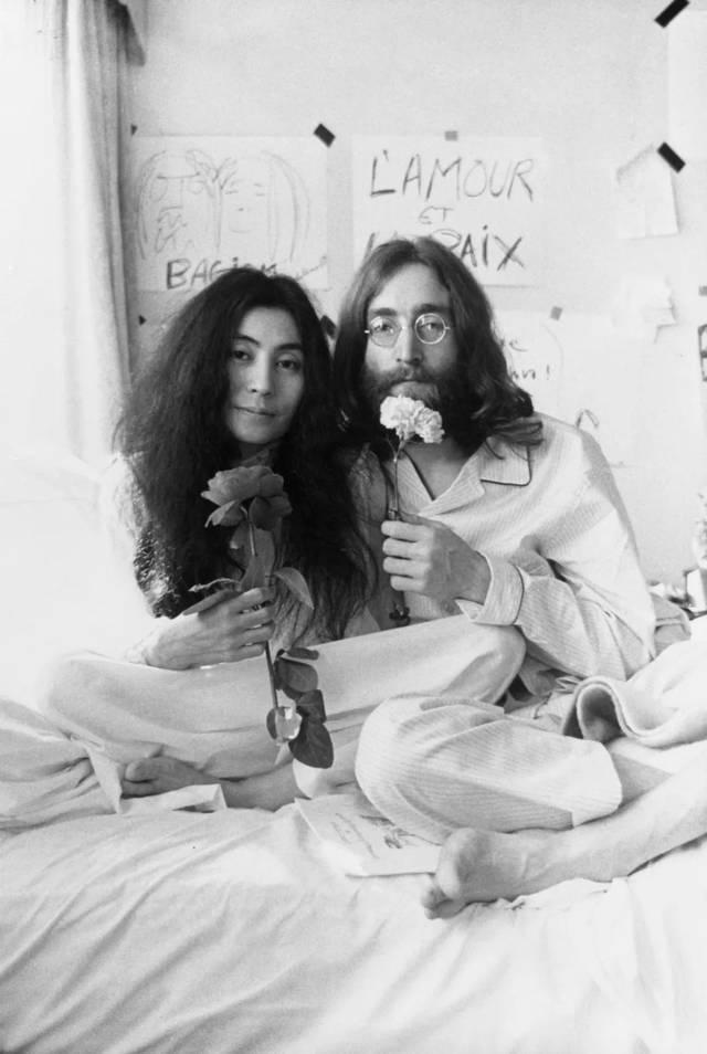 小野洋子和约翰列侬,蒙特利尔