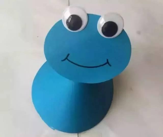 【创意手工】80后儿时经典玩具,会跳的折纸青蛙,唤醒你童年快乐!