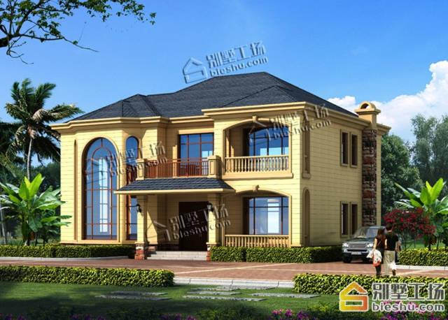 2018年新农村别墅设计图打造农村新面貌