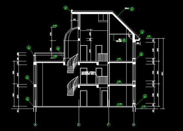 我们在拿到cad图纸之后,首先就要了解工程的基本功能是什么?