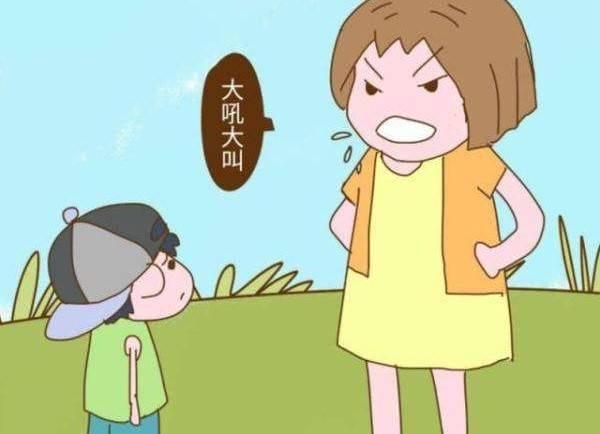 经常被父母吼和不被父母吼的孩子,差别很大,每个妈妈都该看看图片