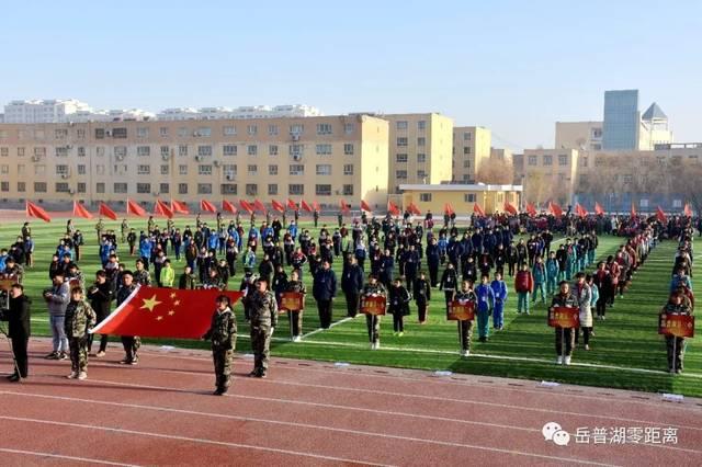 岳普湖:打造阳光足球 活力洒满校园