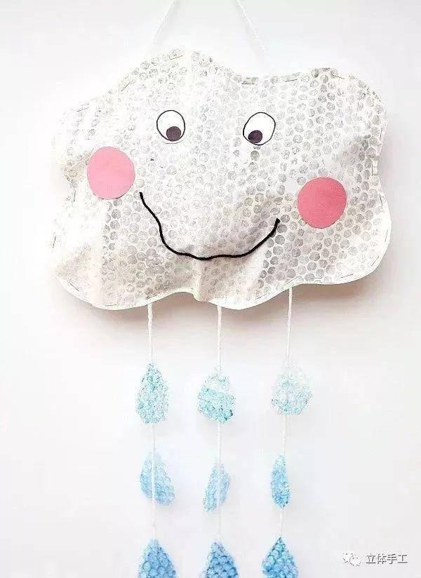 爱萌客:能剪能画能做手工,包裹里的气泡膜求求你别再扔了!图片