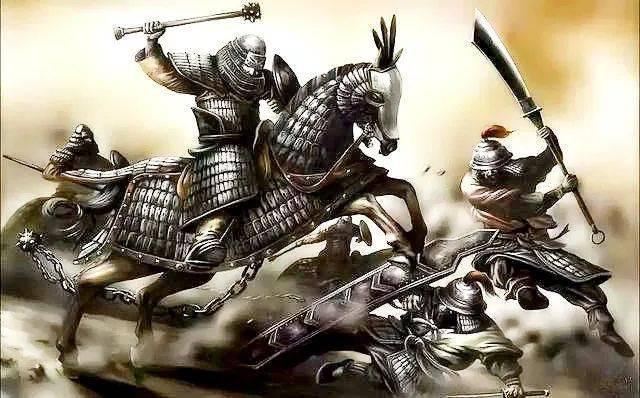 美女骑兵先锋_公元945年正月,晋军先锋皇甫遇率领骑兵侦察契丹敌情时,被契丹人发现