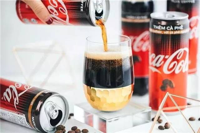 非常可乐怎么消失了【欧亚超市】咖啡味可乐!双倍咖啡因的肥宅快