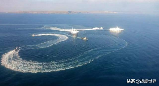 海刻赤海峡已捞三只乌克兰舰娘冬活开催!俄海军提督疯刷黑