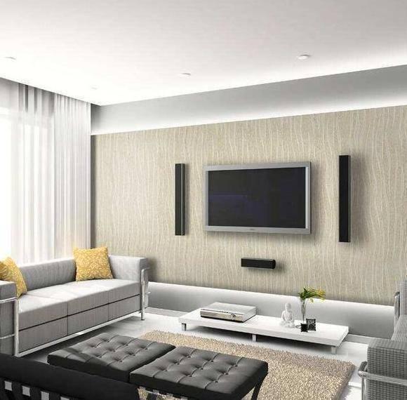 电视背景墙设计效果图15