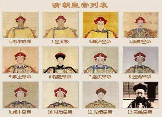 清朝历史上的12位皇帝,有三位死得离奇,至今还是疑团