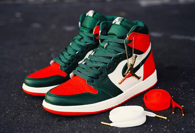 d88e5069744644a59c5461c7cbe21cc0 - 買不起就多看看吧!這兩雙 Air Jordan 1 終於有實物