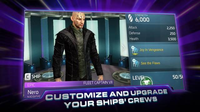 星际迷航科幻手游《star trek》探索新世界寻找新文明