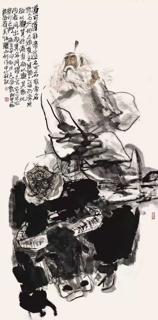 卓信艺术家丨刘龙刚