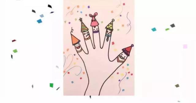 小小传承人:有趣的手形手工制作教程,小手玩出大创意