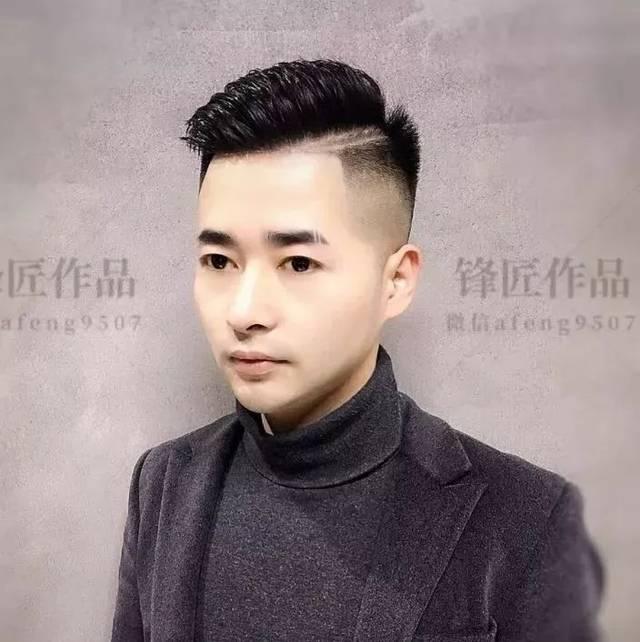 男士秋冬发型,2019年拯救你的发型!图片