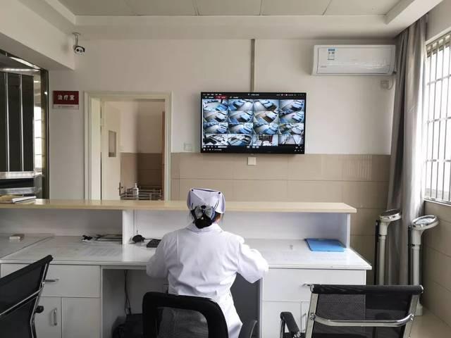 焕然一新!市精神病v步骤步骤精神科正式安装新医院!病区搬入平面设计软件的电脑图片