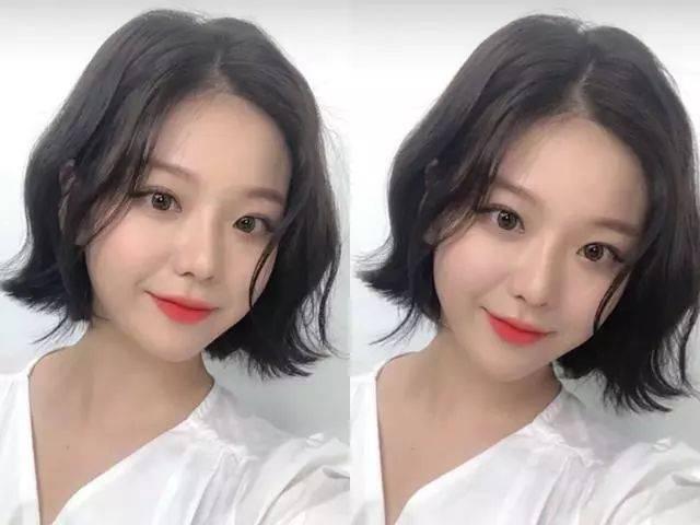 2019年最流行的短发烫发型,适合25-30岁女人短发最新烫发型图!