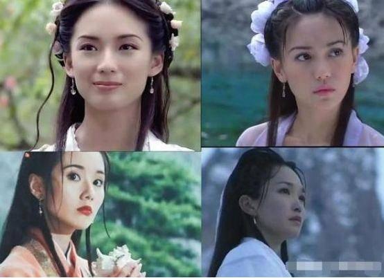 众所周知的就有新加坡的四大美女范文芳,郭妃丽,郑秀珍和林湘萍,这四