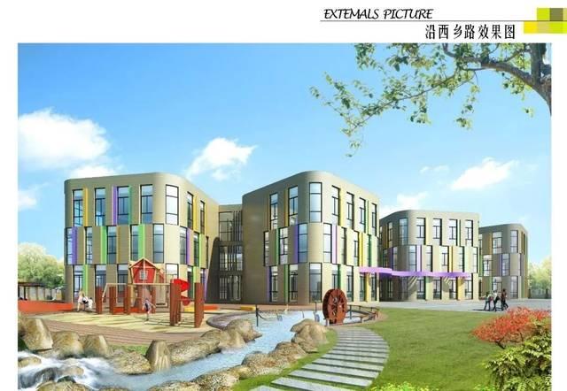 你家要变学区房了?如东规划好几所新学校要建