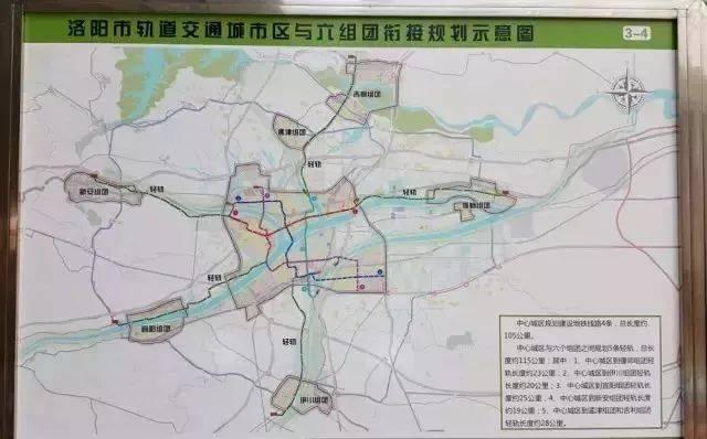 偃师规划图2019