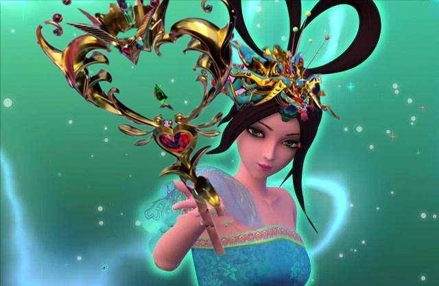 叶罗丽:公主们拥有辛灵仙子的武器和皇冠之后,谁才是最漂亮的?图片