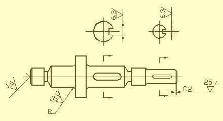 看不懂各种复杂机械加工图纸?有了这篇文章再也不担心
