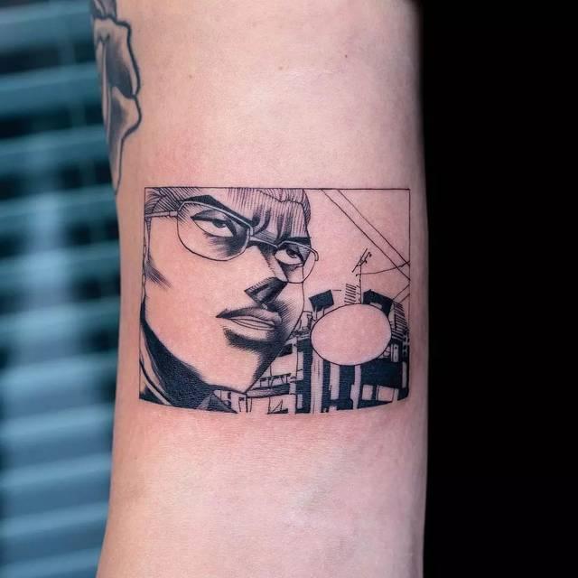 5位小众纹身师了解一下, 陈冠希和余文乐也找他们纹身图片