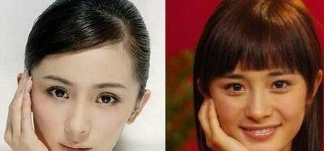 自拍测脸型_林允晒自拍照回应脸型变化,杨幂和杨颖也曾被质疑