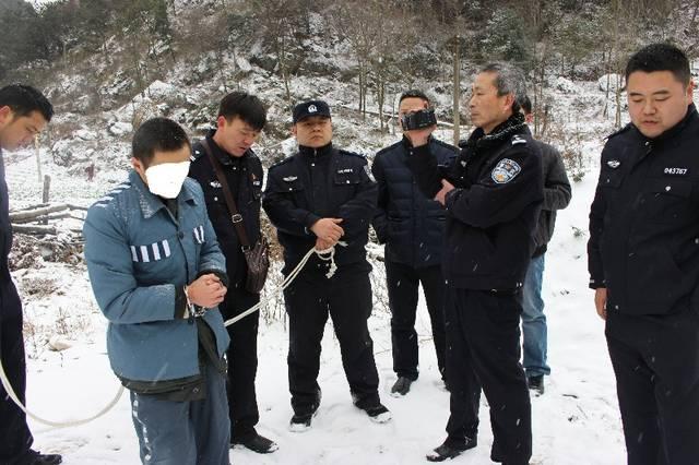 略阳公安破获11年前故意杀人案
