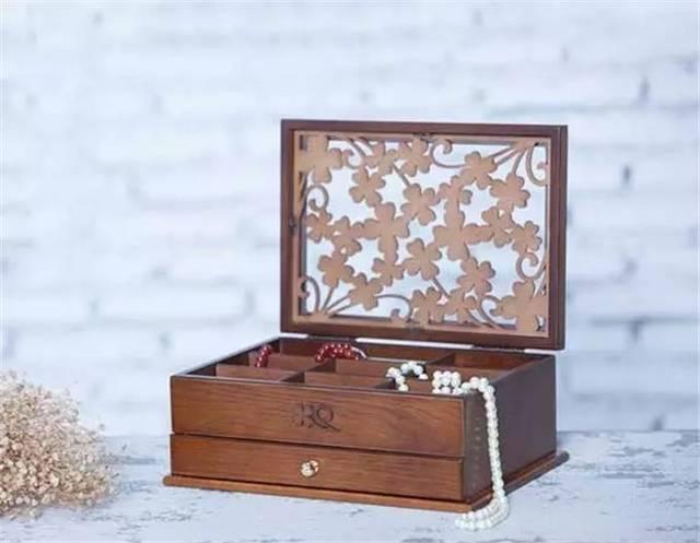 (洁癖很严格 镜奁也是古代传承下来的首饰盒样式