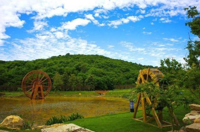 老山国家森林公园图片