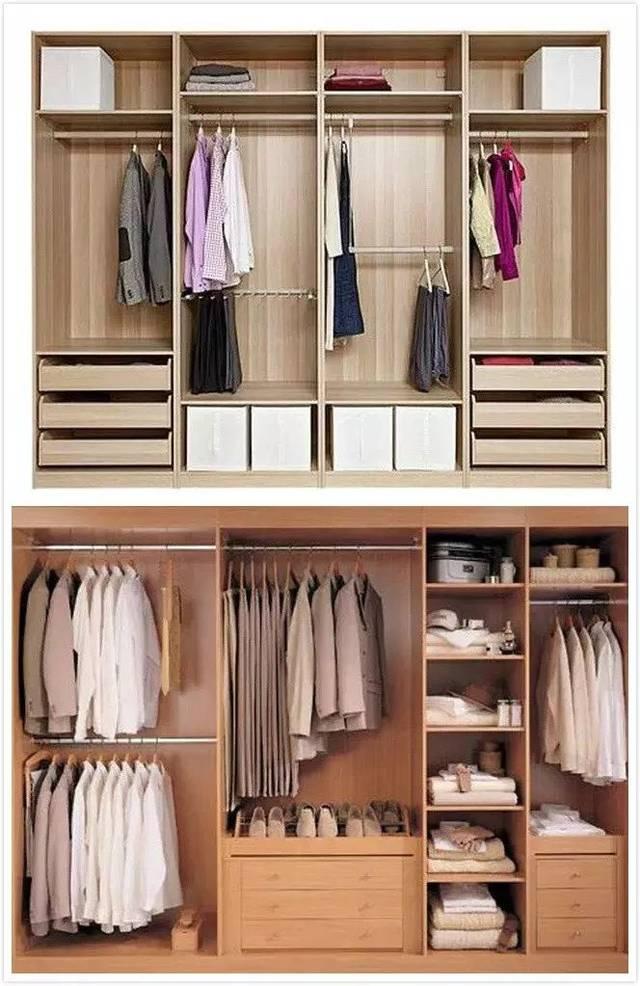 18款,一衣柜字型内部结构设计公司太原装修设计案例v衣柜装修公司图片