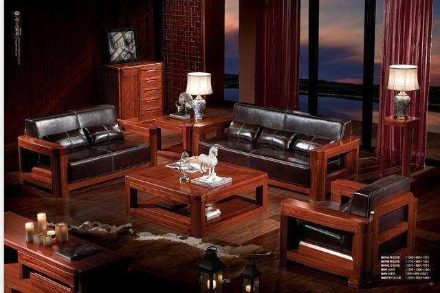 中式家具用什么木材圖片