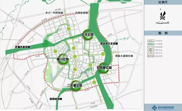 《黄陂区前川城区总体规划(2002-2020)修编方案》获得