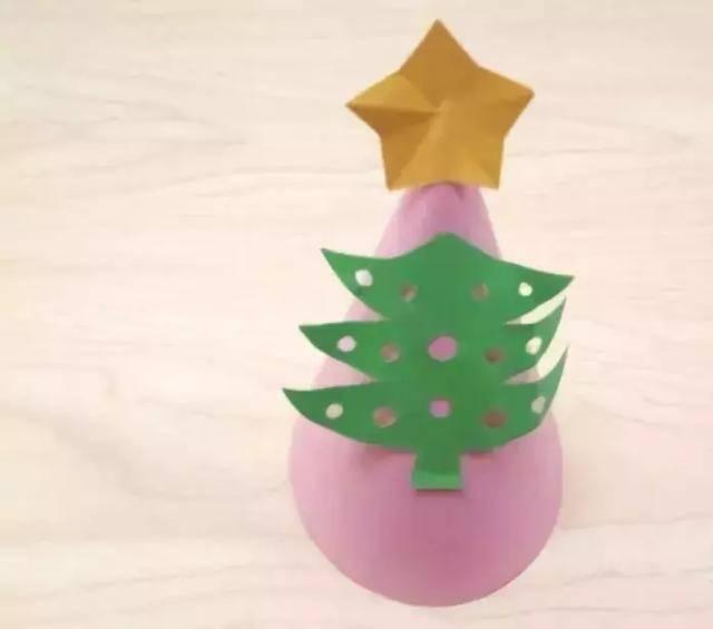 小小传承人:幼儿园环创超赞,赞,赞的圣诞手工