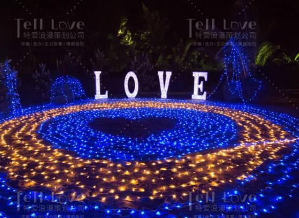 最浪漫上海平安夜求婚攻略大全之创意篇图片