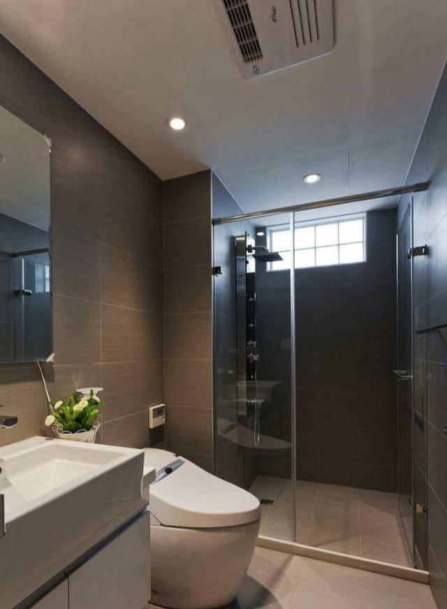 15款小户型卫生间干湿分离装修,卫生间就该这么装,值得借鉴!