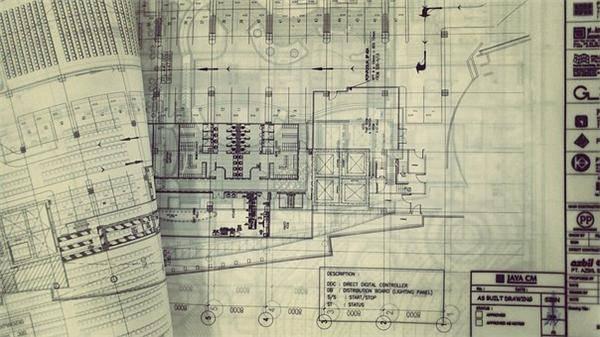 手机就能看cad图纸,还能免费测距,月入五位数的工程师