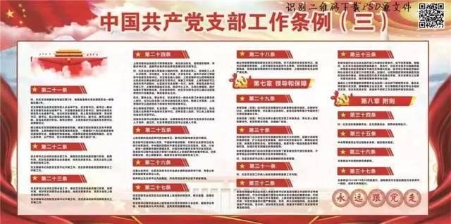 我院多种形式开展《中国共产党支部工作条例》学习宣传活动