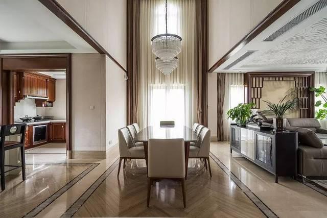 580平中式別墅,典雅大氣的設計