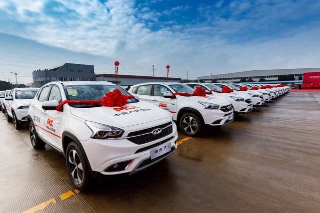 奇瑞获中国人保大批量订单高品质产品为人保提供高质高效服务_凤