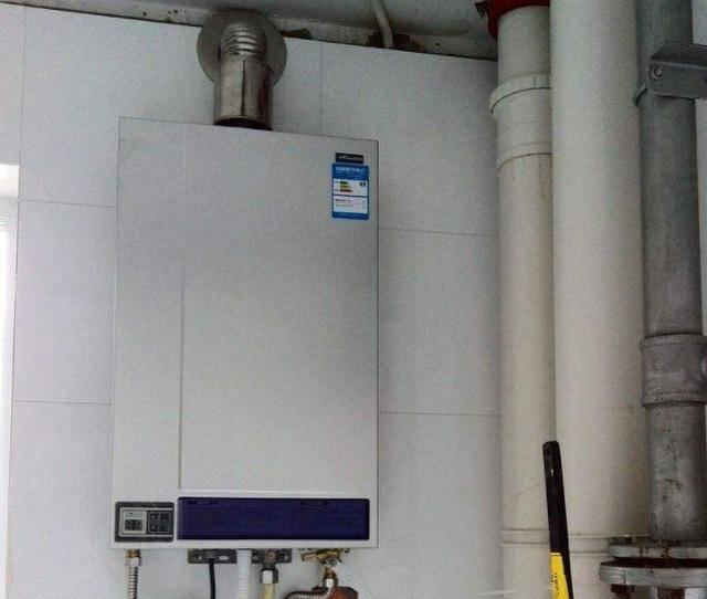 燃气热水器的排气管的安装要求图片